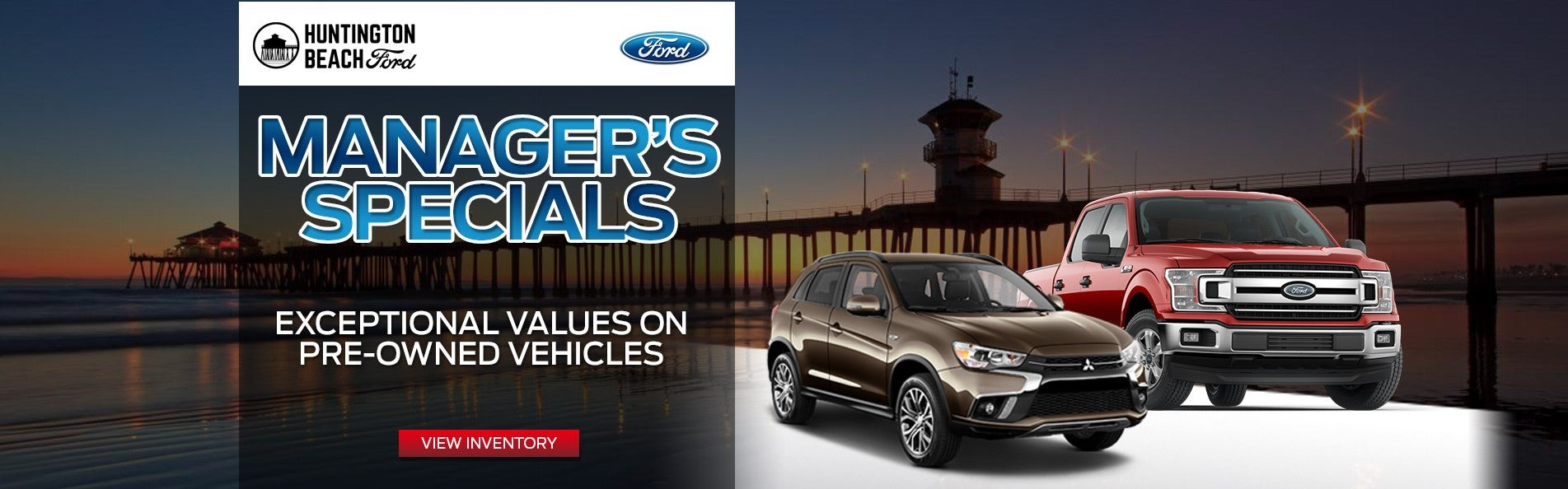 Manager S Specials On Pre Owned Vehicles